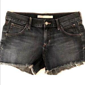 Old Navy Low Rise Denim Cut-Off Jean Shorts Sz 4